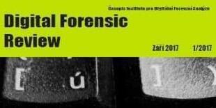 První číslo časopisu Digital Forensic Review je zde