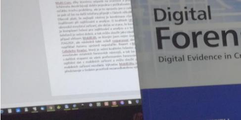 Problematika Digital Forensics v podnikové sféře